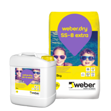Weber.Dry SS-8 Extra
